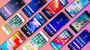 Mibile phones